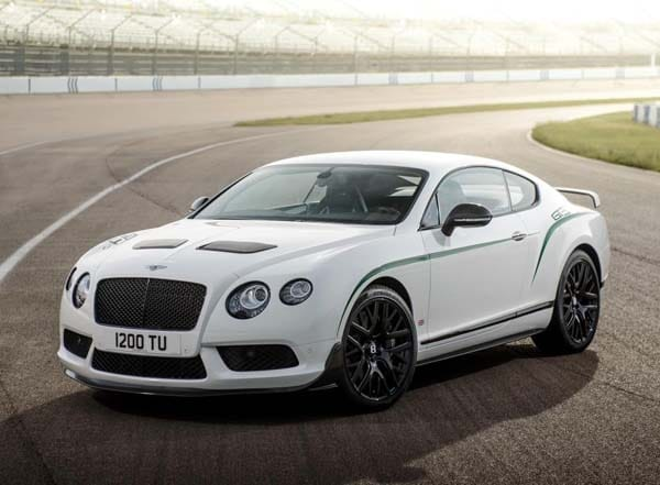 2015 Bentley Continental GT3-R brings race pace to the road 7