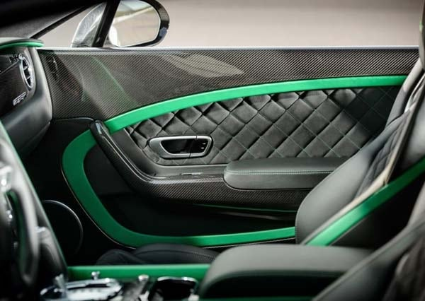 2015 Bentley Continental GT3-R brings race pace to the road 14
