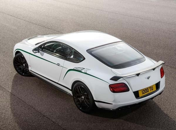 2015 Bentley Continental GT3-R brings race pace to the road 4