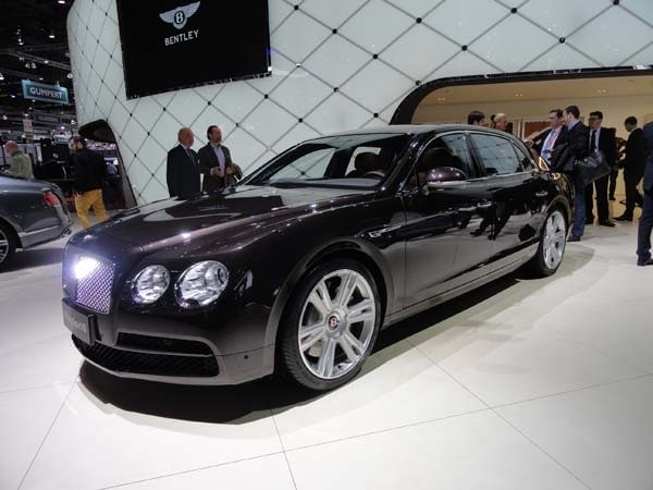 2015 Bentley Flying Spur V8 makes Geneva debut | Kelley Blue Book