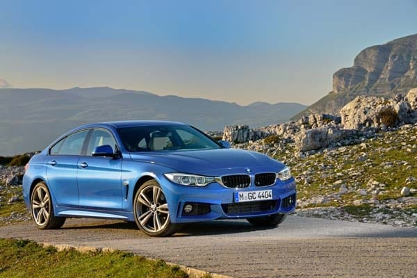 2015 Bmw 428i Xdrive Gran Coupe First Review Kelley Blue