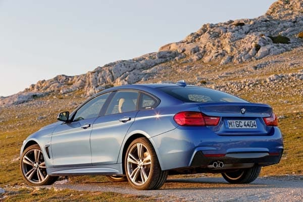 Bmw 428i Convertible 2017 >> 2015 BMW 428i xDrive Gran Coupe First Review - Kelley Blue ...
