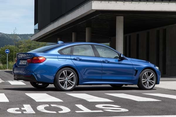 BMW I XDrive Gran Coupe First Review Kelley Blue Book - Bmw 435i gran coupe xdrive