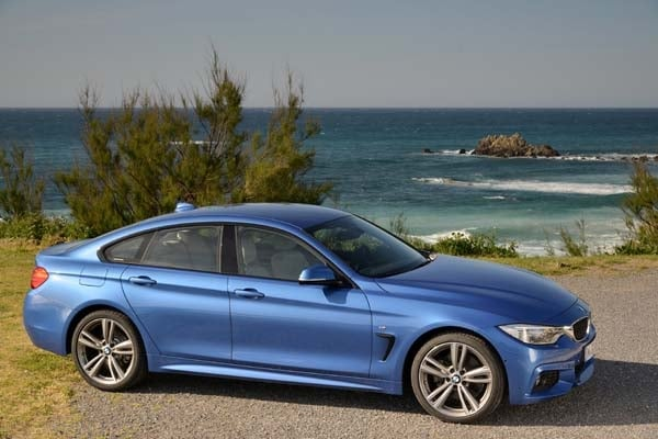 2015 BMW 428i xDrive Gran Coupe First Review   Kelley Blue Book