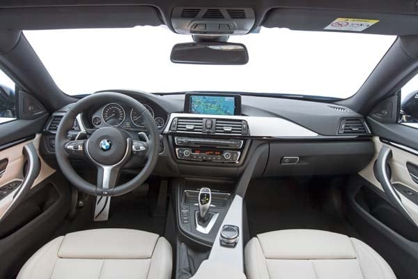 2015 BMW 428i xDrive Gran Coupe First Review - Kelley Blue Book
