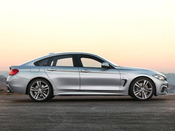 2015 BMW 4 Series Gran Coupe Unveiled Before Geneva Debut