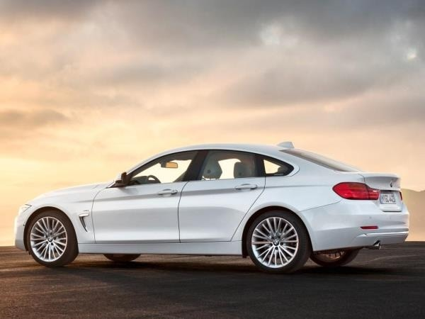 2015 Bmw 4 Series Gran Coupe Unveiled Before Geneva Debut Kelley Blue Book