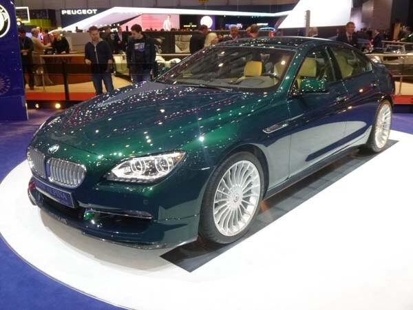BMW Alpina B XDrive Gran Coupe Is Heading To America Kelley - Bmw b6 alpina price