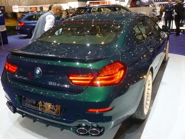 2015 BMW Alpina B6 xDrive Gran Coupe is heading to America 2