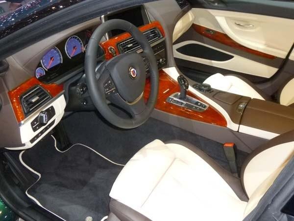 2015 BMW Alpina B6 xDrive Gran Coupe is heading to America 6