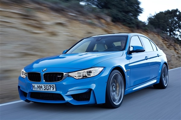 2015 Bmw M3 And Bmw M4 First Looks Kelley Blue Book