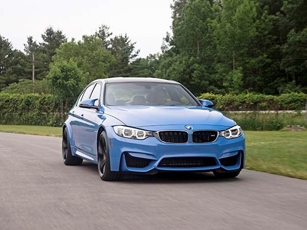 2015 BMW M3 and M4 First Review 1