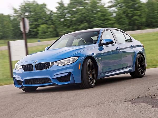 Car Loans With Bad Credit >> 2015 BMW M3 and M4 First Review - Kelley Blue Book