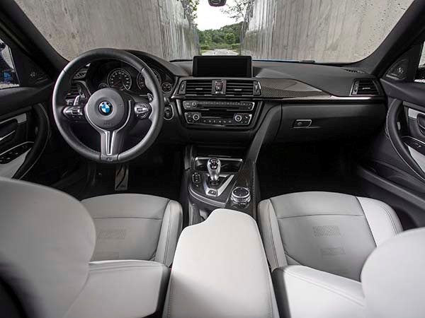 2015 BMW M3 and M4 First Review 14