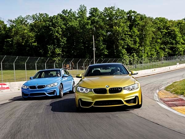 2015 BMW M3 and M4 First Review 3