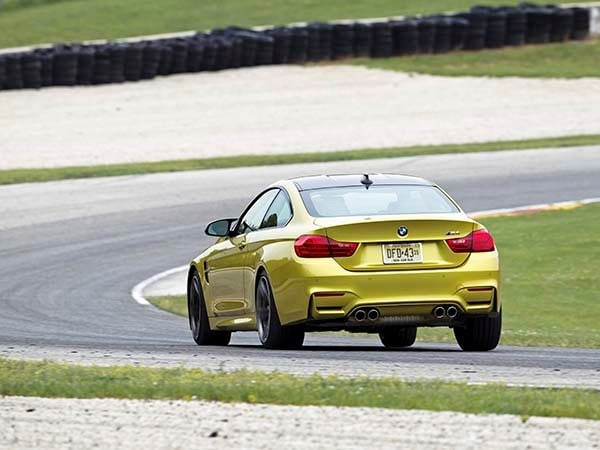 2015 BMW M3 and M4 First Review 6