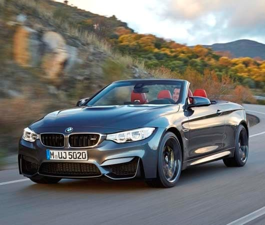 blue convertible bmw m4 - photo #15