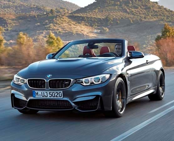 No Credit Car Loans >> 2015 BMW M4 Convertible unveiled - Kelley Blue Book