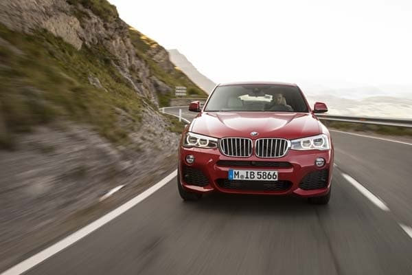 Innovative 2015 BMW X4 XDrive35i First Review  Kelley Blue Book
