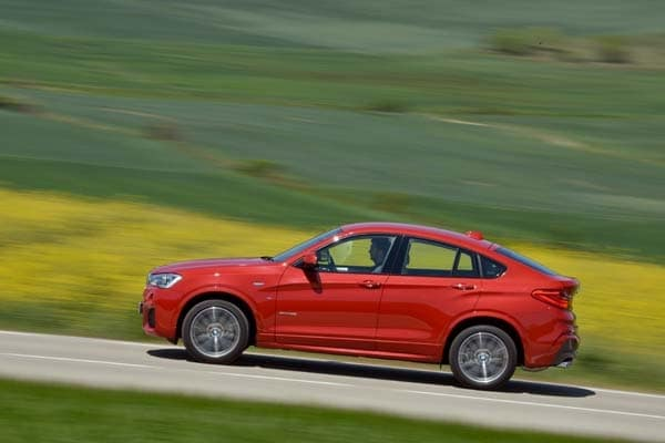 New 2015 BMW X4 XDrive35i First Review  Kelley Blue Book