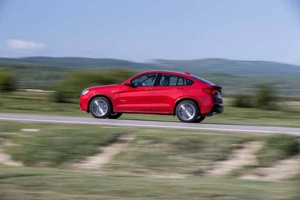 Cool 2015 BMW X4 XDrive35i First Review  Kelley Blue Book