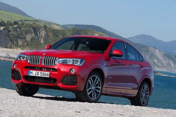 Lastest 2015 BMW X4 XDrive35i First Review  Kelley Blue Book