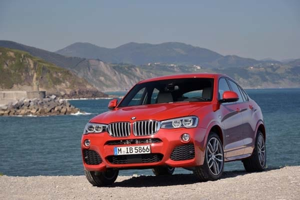 Brilliant 2015 BMW X4 XDrive35i First Review  Kelley Blue Book