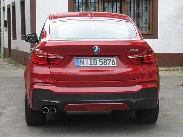 Beautiful 2015 BMW X4 XDrive35i First Review  Kelley Blue Book