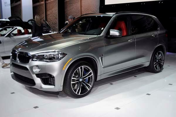2015 Bmw X5 M Gets A New Look And 567 Horsepower Kelley Blue Book