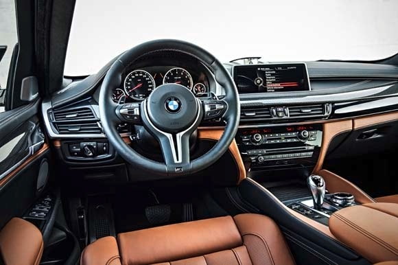 2015 Bmw X6 M First Review Bavarian Attack Dog Kelley
