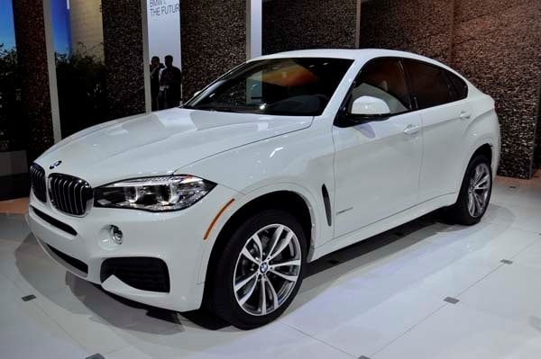 2015 Bmw X6 M Unveiled Kelley Blue Book