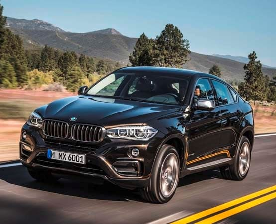2015 Bmw X6 Pricing To Start At 60 550 Kelley Blue Book