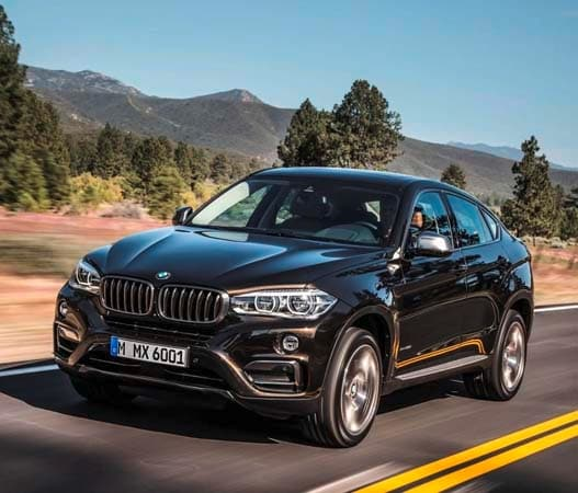 Bmw X6 Price 2015: 2015 BMW X6: New Style, Power And Rear-drive