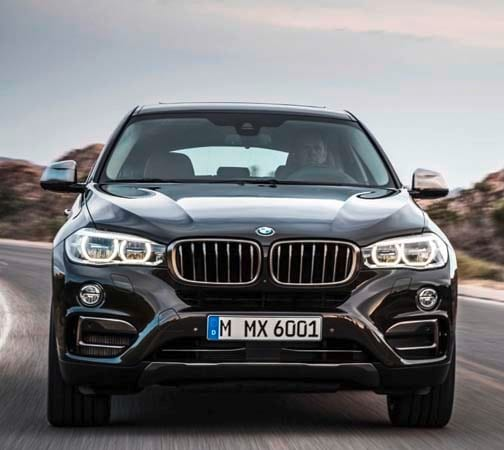 Bmw X6 Reviews: 2015 BMW X6: New Style, Power And Rear-drive