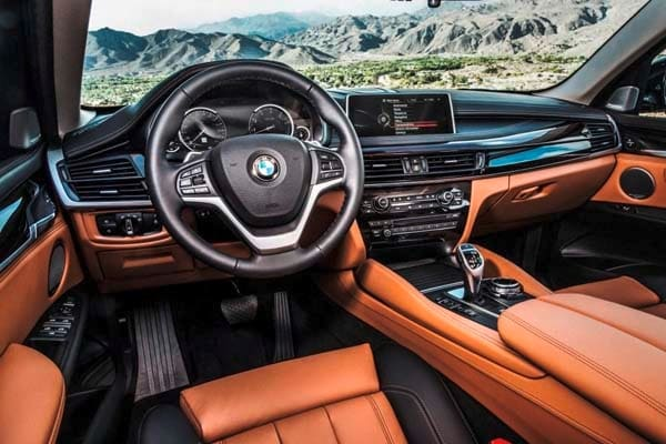 2015 BMW X6: New style, power and rear-drive 31