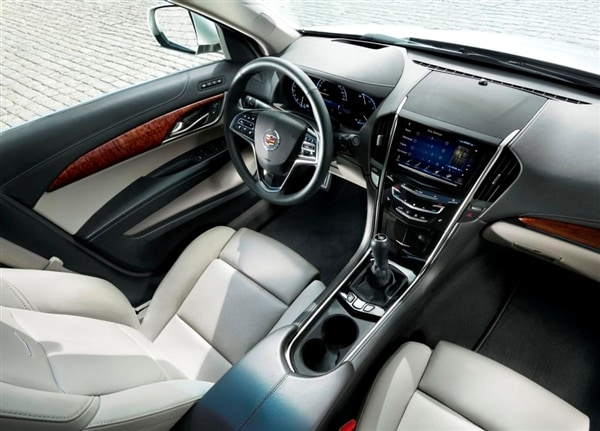 Power To Weight Ratio Calculator >> 2015 Cadillac ATS Coupe makes Detroit debut - Kelley Blue Book