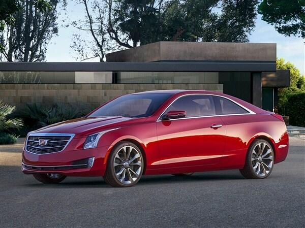 2015 Cadillac ATS Coupe makes Detroit debut 10