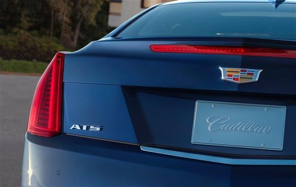 2015 Cadillac ATS Coupe makes Detroit debut 16