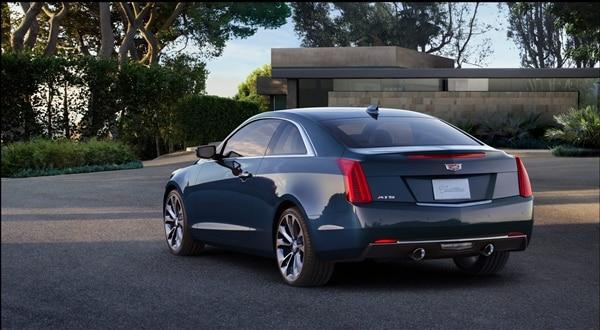 2015 Cadillac ATS Coupe makes Detroit debut 21