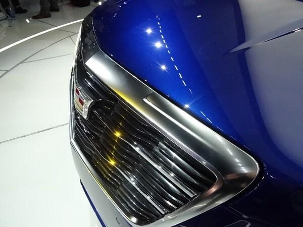 2015 Cadillac ATS Coupe makes Detroit debut 3