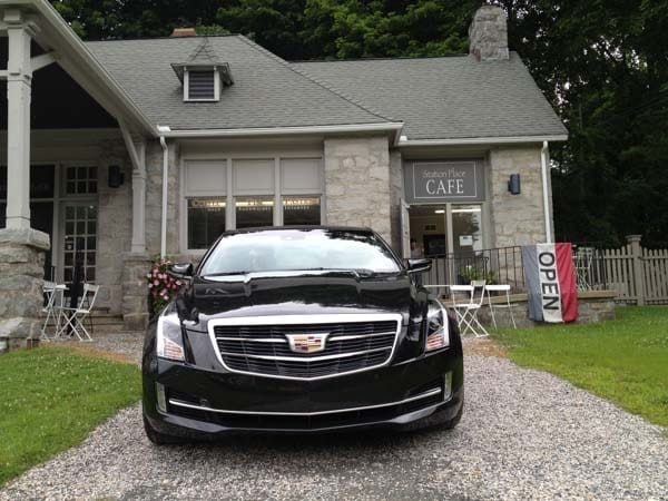 2015 Cadillac ATS Coupe First Review: Fewer doors, more style and performance 6