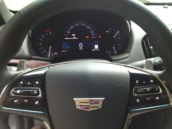 2015 Cadillac ATS Coupe First Review: Fewer doors, more style and performance 17
