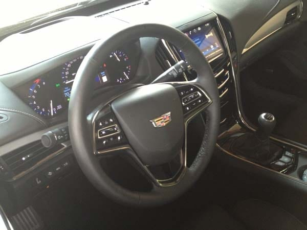 2015 Cadillac ATS Coupe First Review: Fewer doors, more style and performance 19