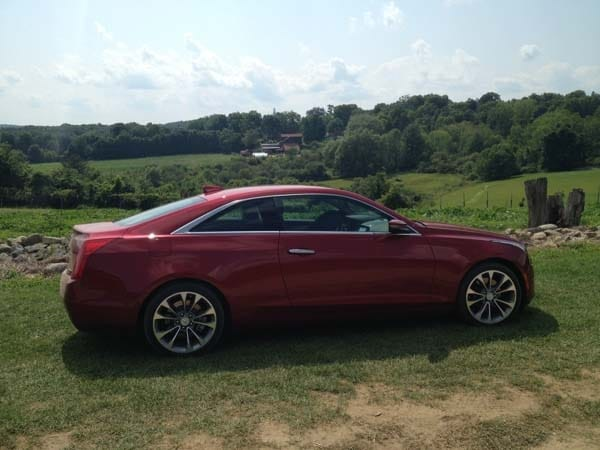 2015 Cadillac ATS Coupe First Review: Fewer doors, more style and performance 10