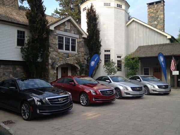 2015 Cadillac ATS Coupe First Review: Fewer doors, more style and performance 11