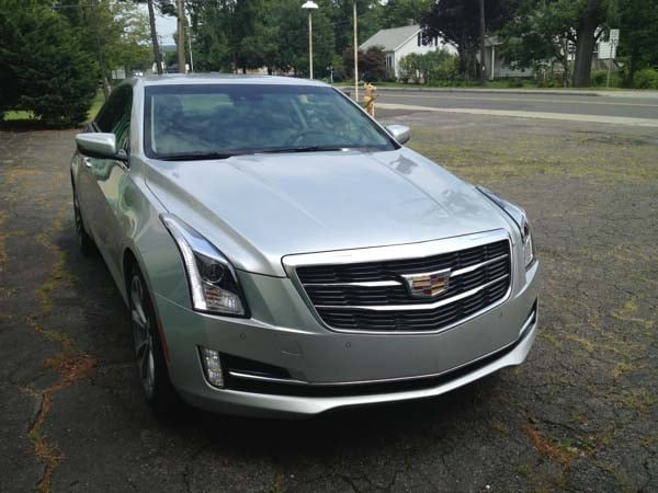 2015 Cadillac ATS Coupe First Review: Fewer doors, more style and performance 3