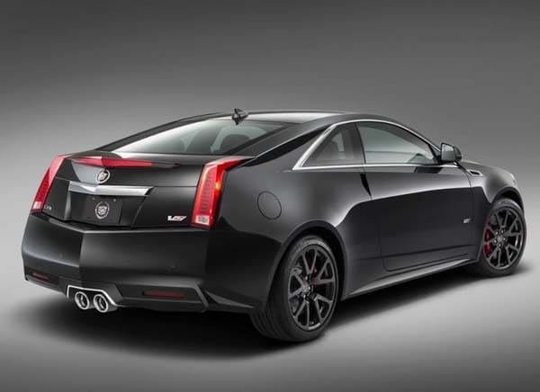 Used Cadillac Cts Coupe >> 2015 Cadillac CTS-V Coupe Special Edition: Bidding a fast farewell - Kelley Blue Book
