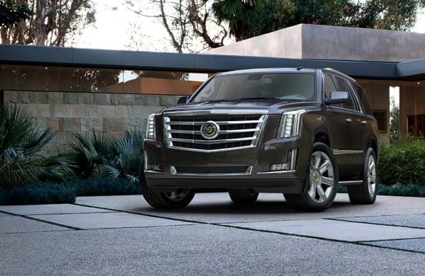 2015 Cadillac Escalade First Review: A Return to Top Form 11