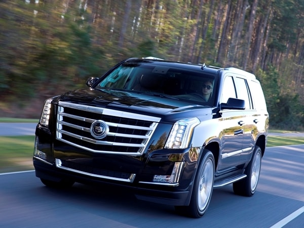 2017 Cadillac Escalade First Review A Return To Top Form