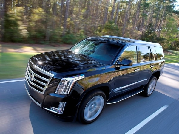 2015 Cadillac Escalade First Review: A Return to Top Form 9